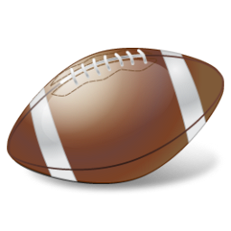 American Football Sports Icon Png image #3302