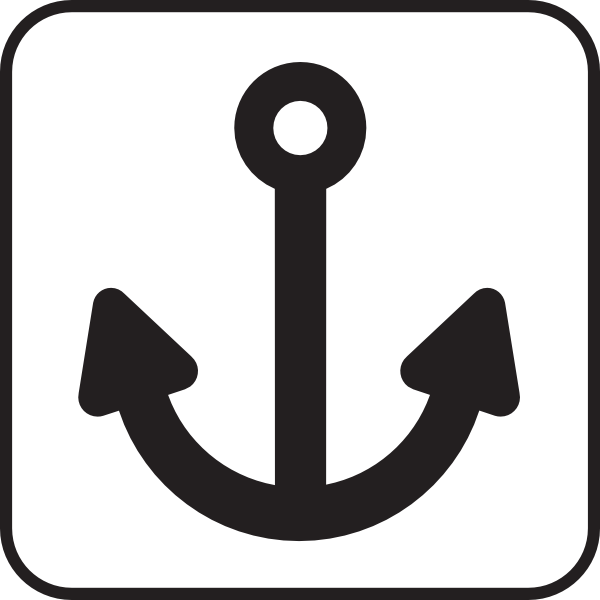 Anchor Save Icon Format image #11937