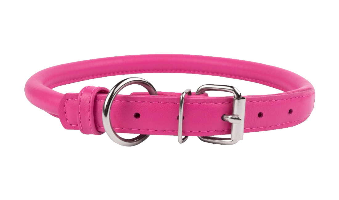 And Elegant Pink Dog Collar Images image #48112
