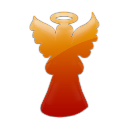 Drawing Angel Icon image #15014