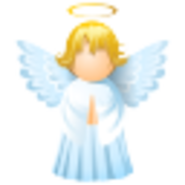 Png Vector Angel Free Download image #15017