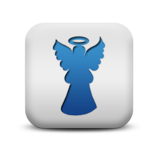 Vector Angel Icon
