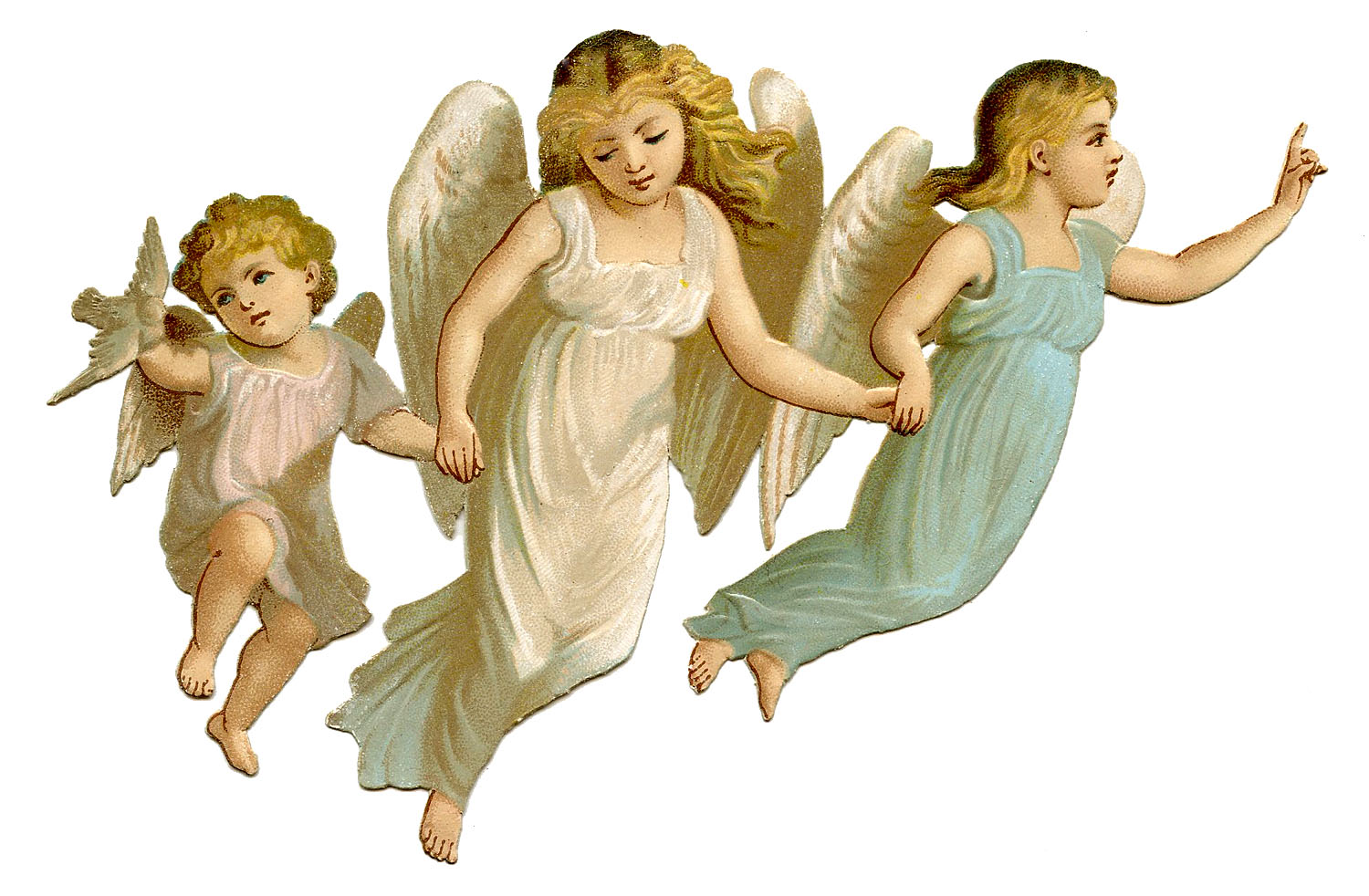 Angel Clipart PNG image #19573