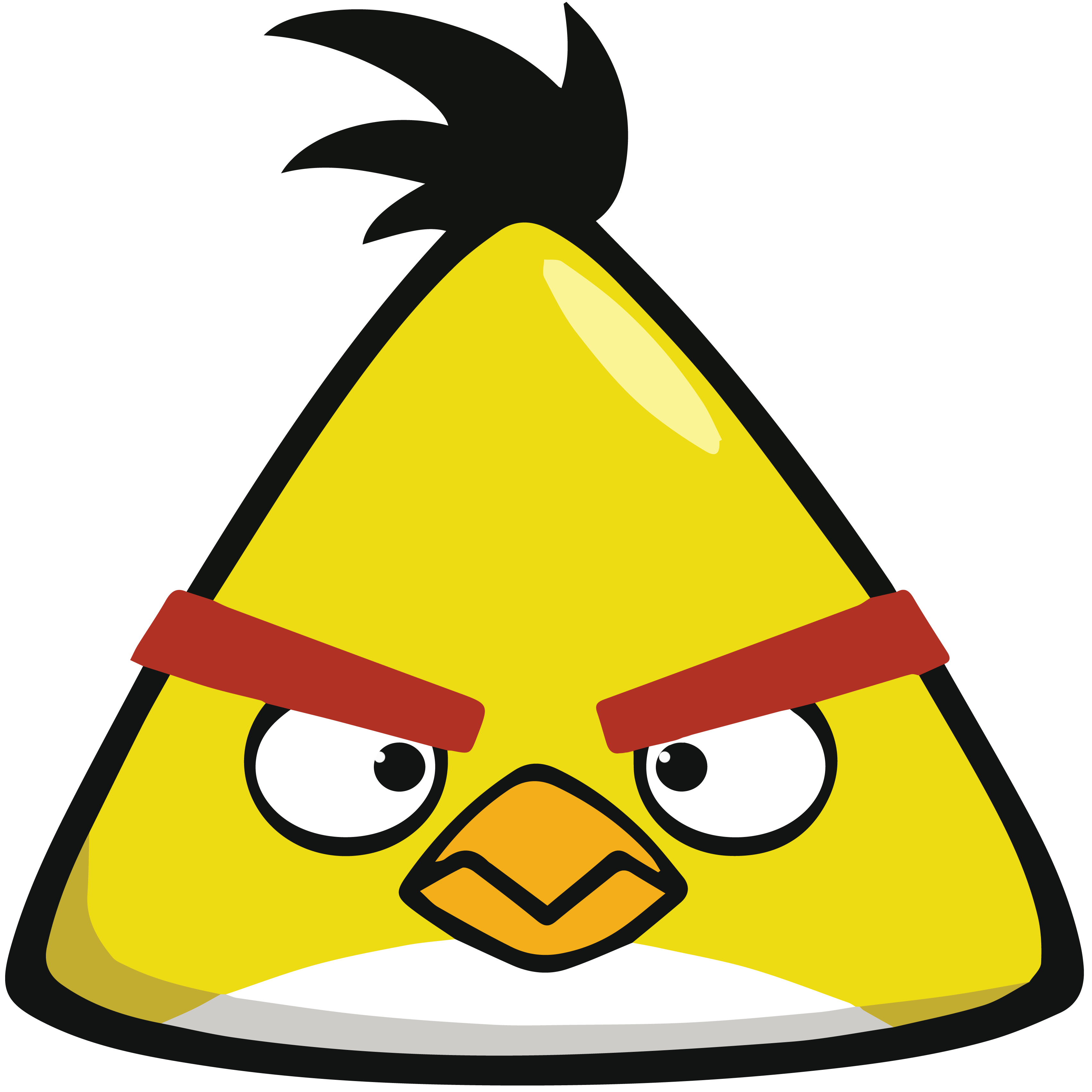 Angry Birds Clipart Png Collection image #46184