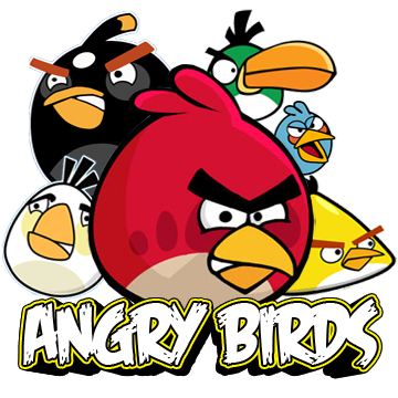 Angry Birds Clipart Logo Pic image #46192