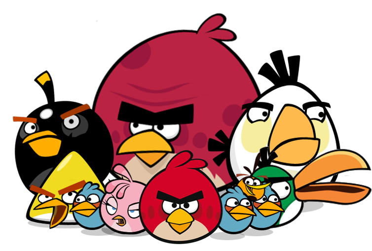 Angry Birds Png Transparent Background image #46193