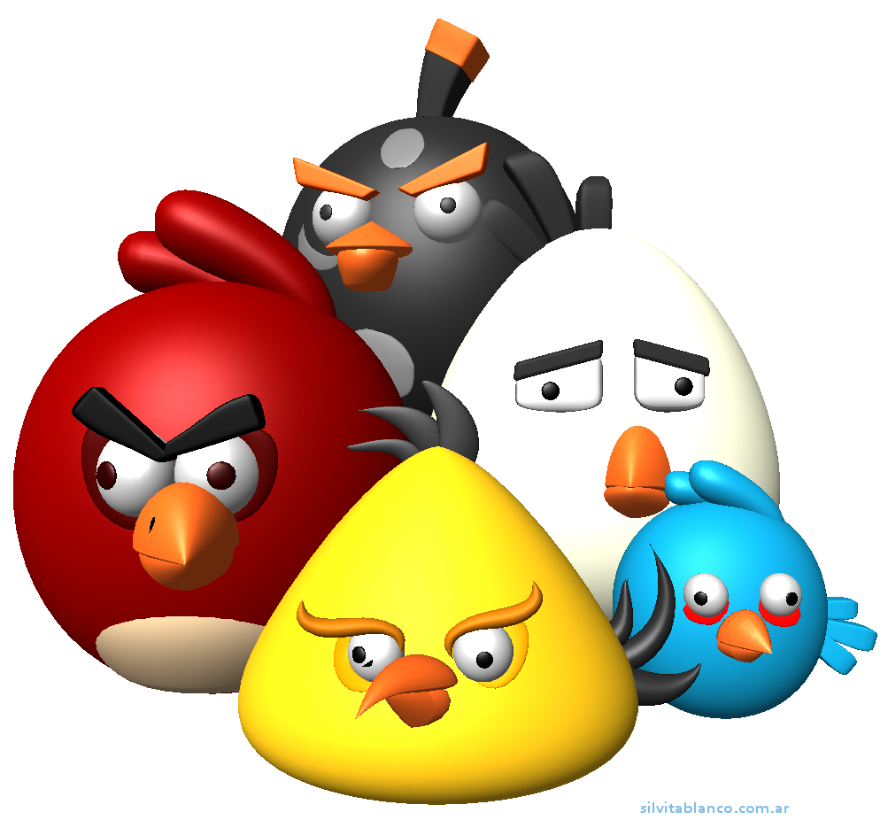 Angry Birds Vector Png 20 image #46185