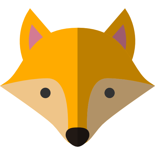 Animal, Fox, Jungle, Safari, Zoo Icon image #35670
