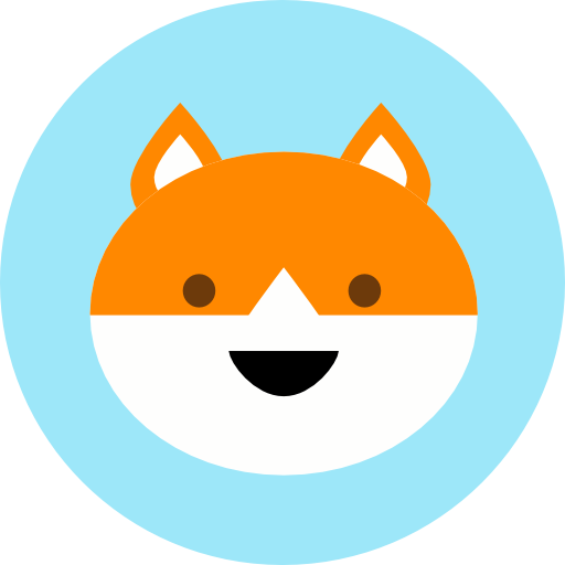 Animal, Fox, Jungle, Safari, Zoo Icon image #35671