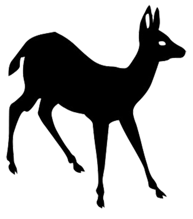 Animal Silhouette, Silhouette Clip Art image #1055