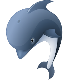 Animals Dolphin Icon | Windows 8 Iconset | Icons8
