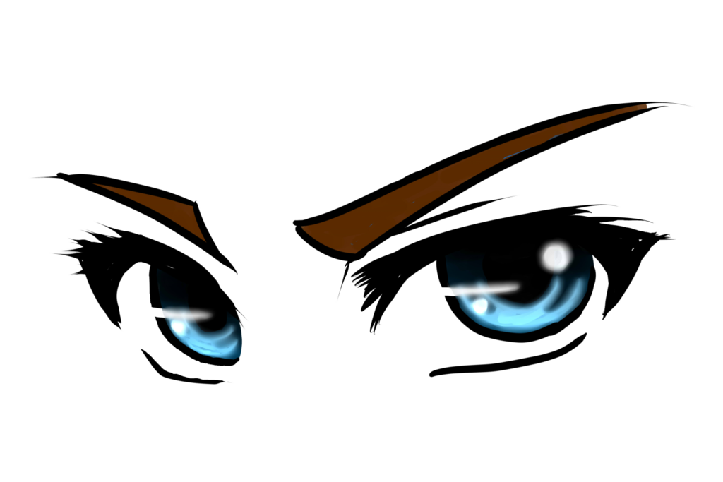 Anime Eyes Png