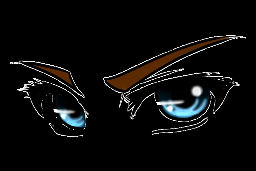 Anime Eyes Png image #42324