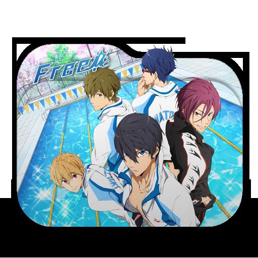 Download Manga Hiren Trip: Anime Group Folder Icon #43729