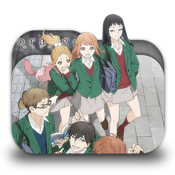 Anime Minacsky Saya Kimi No Na Wa Folder Icon image #43727