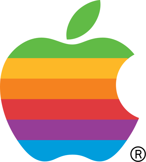 Icon Library  Apple Logo image #14905