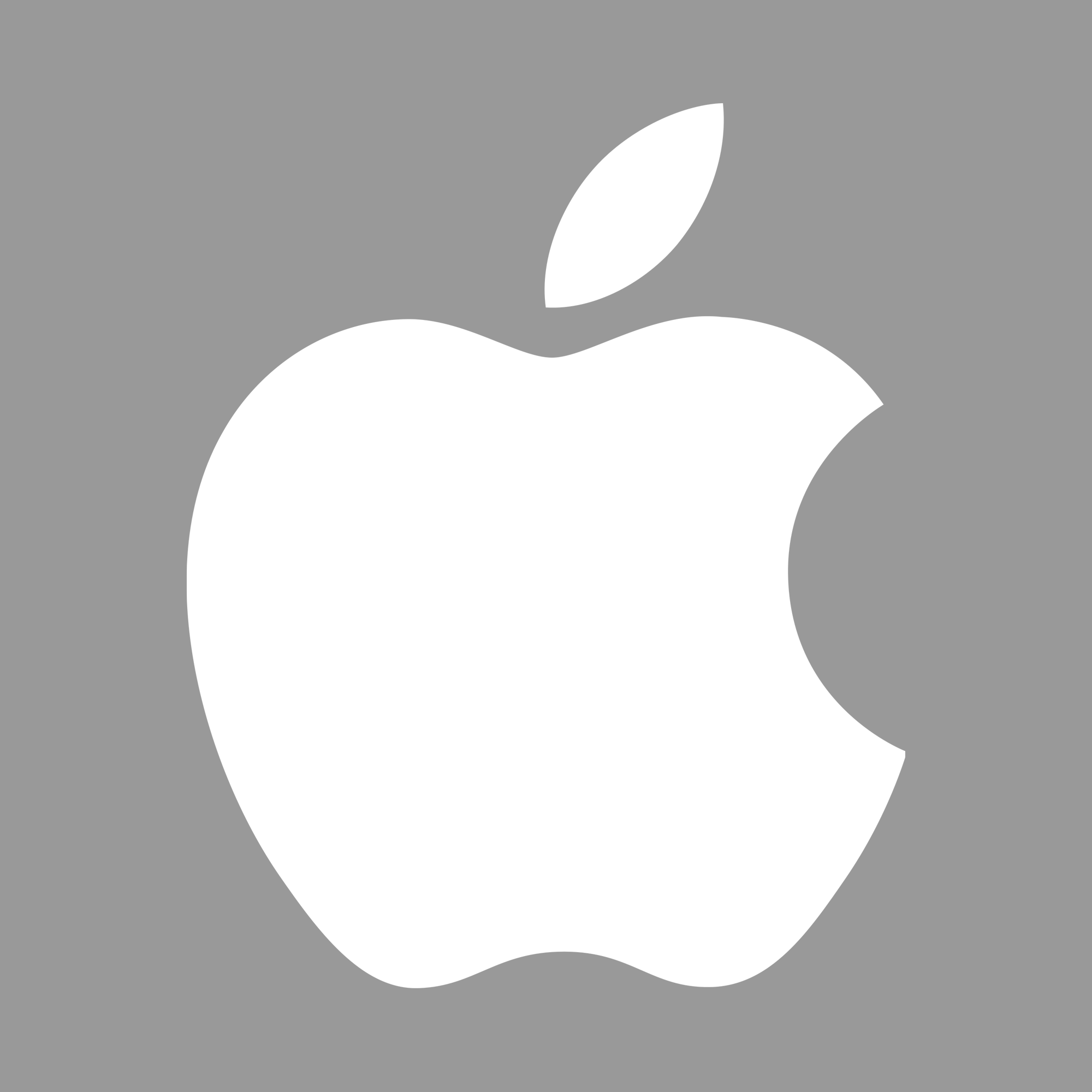 Icon Apple Logo Library image #14897