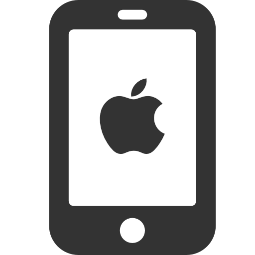 Apple Iphone Icon image #38339