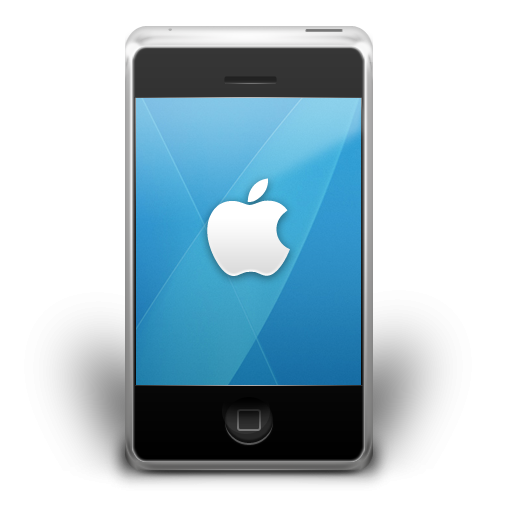 Apple IPhone Icon, PNG ClipArt image #45232