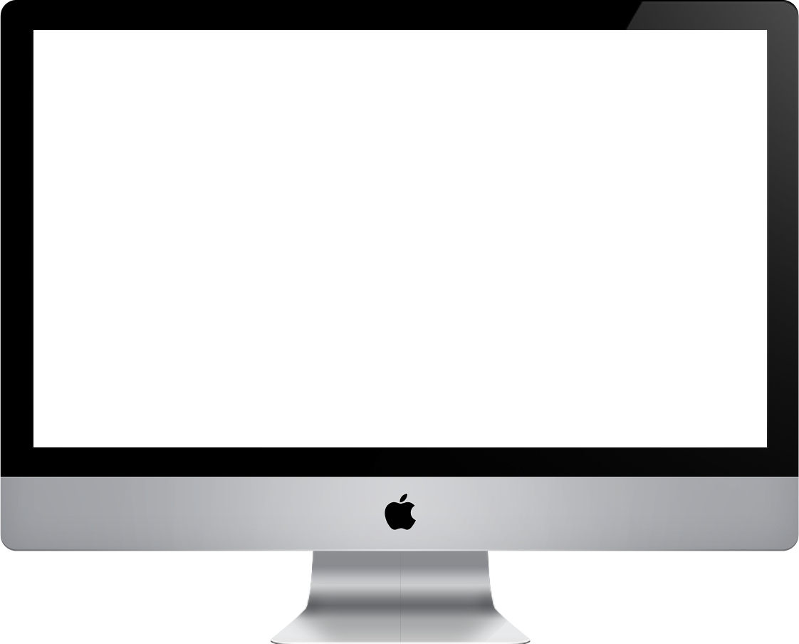Apple Monitor Screens Png image #39886
