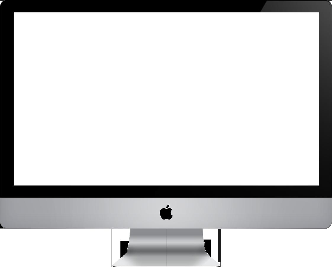 Apple Monitor Screens Png image #39886
