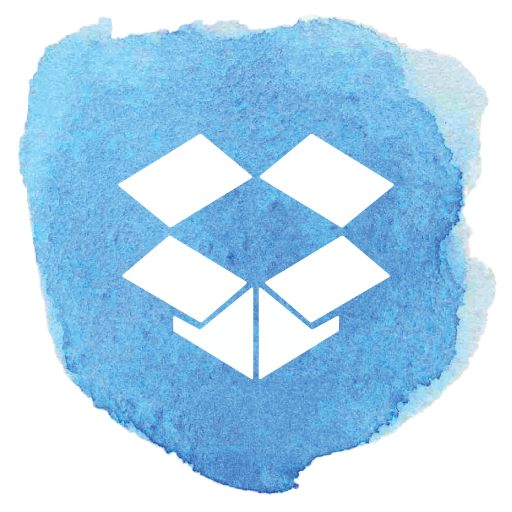 Aquicon Dropbox, Drop Box Icon image #18712