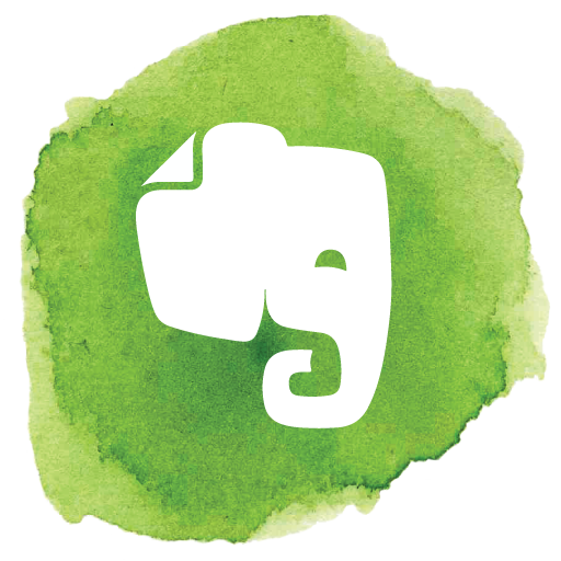 Aquicon Elephant, Evernote Icon image #18719