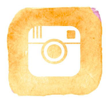 aquicon instagram icon watercolor png