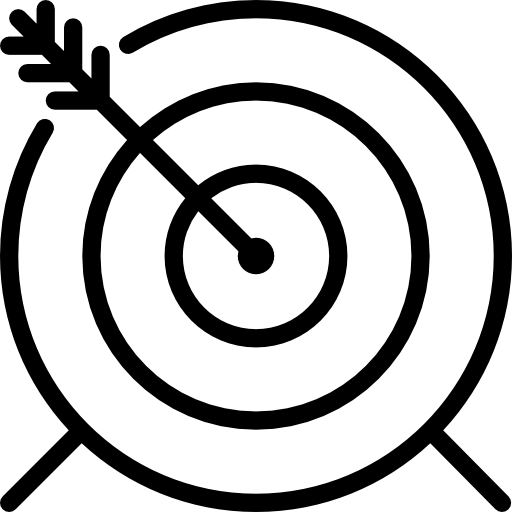 Icon Vectors Free Download Archery image #26022