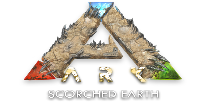 Ark Scorched Earth Logo Png image #43989