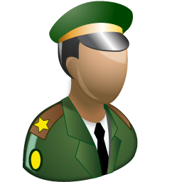 Army Vector Icon