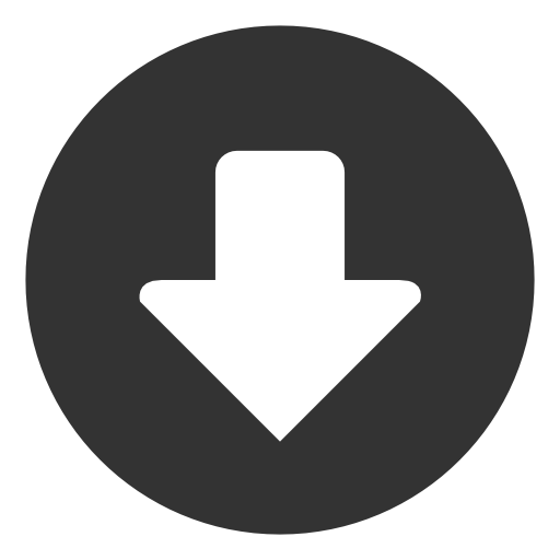 Arrow Down Icon Png image #6701