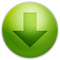 Arrow Down Save Icon Format image #6707