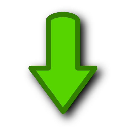 Arrow Down Icons, Free Icons In 2D, (Icon Search Engine) image #1171