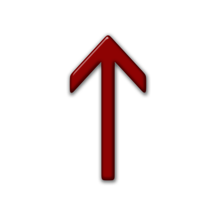Icon Arrow Up Png image #29575