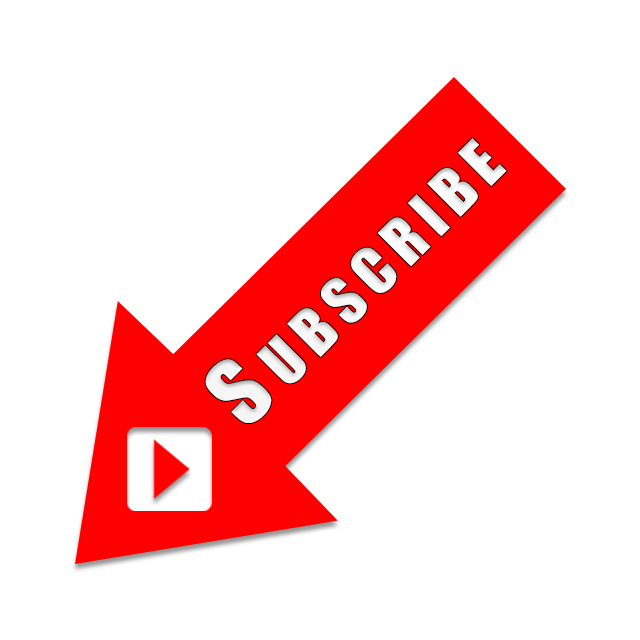 Arrow Youtube Subscribe Png image #39345