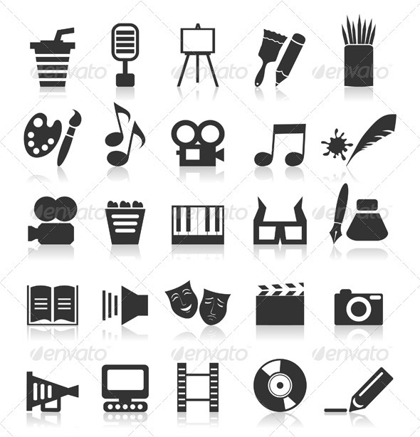 Art Icon 2   Miscellaneous Vectors image #1099