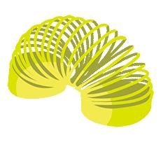 Art Slinky Png image #43485