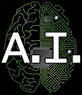 Artificial Intelligence Icon image #14777