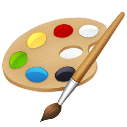 How To Draw A D Paint Brush