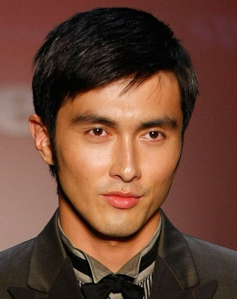 Asian Men Hairstyle Png image #26136