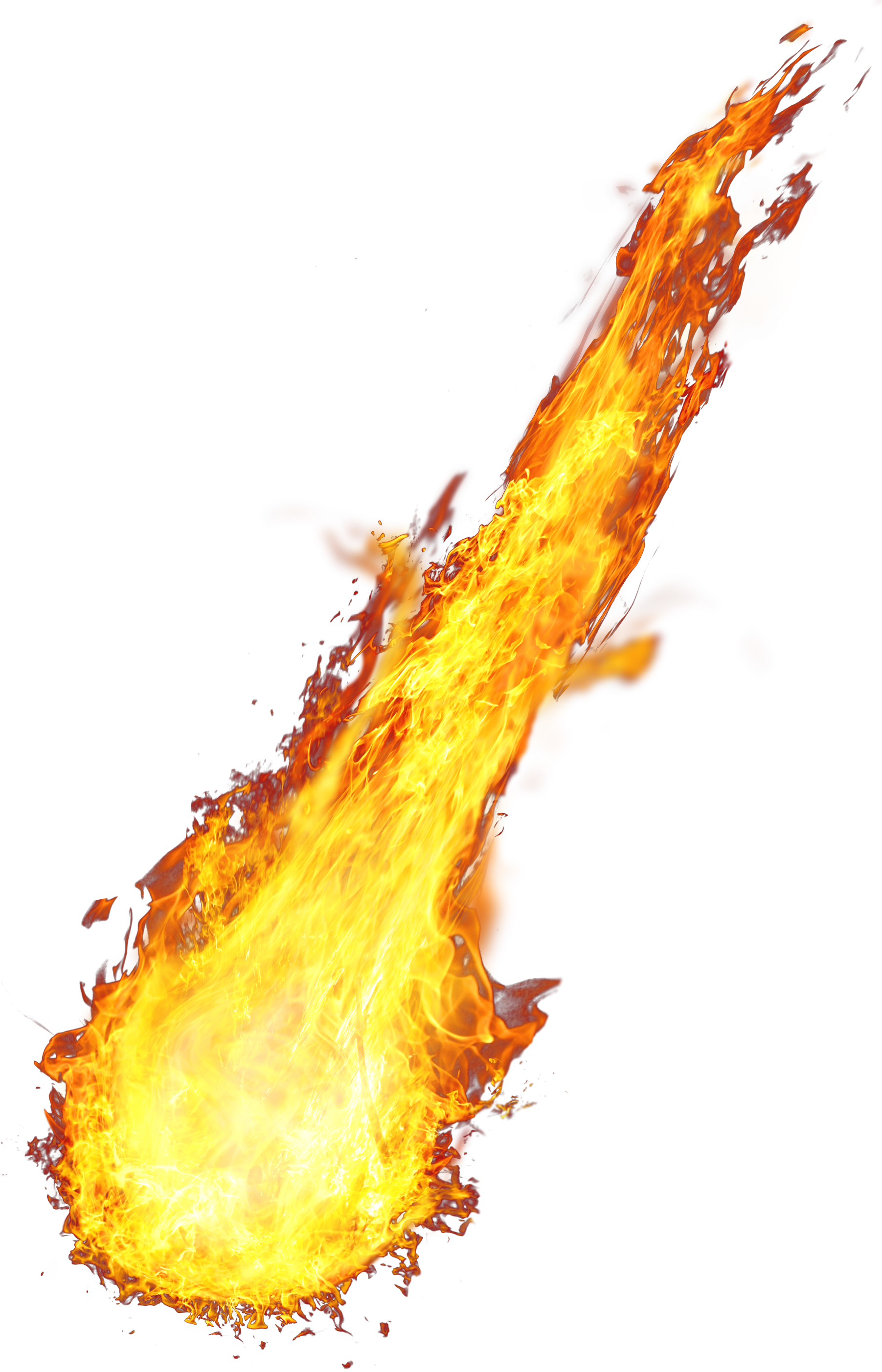 Asteroid Fire Clip Art Transparent