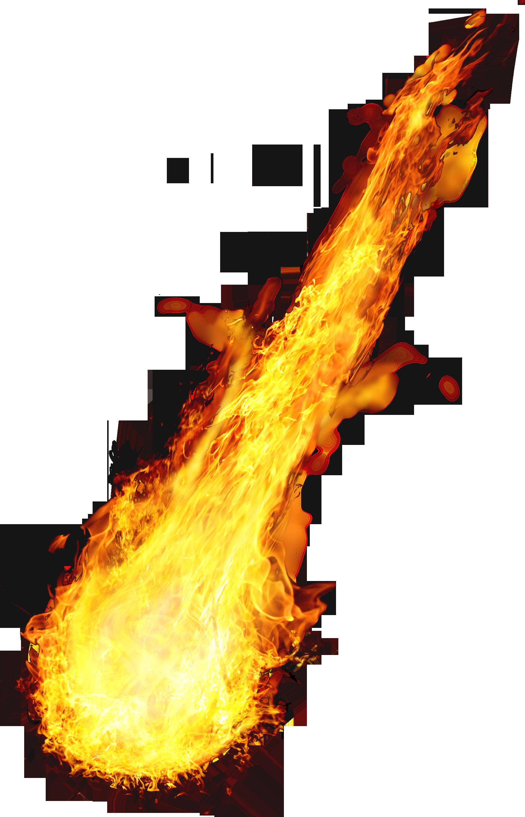 Asteroid Fire Clip Art Transparent