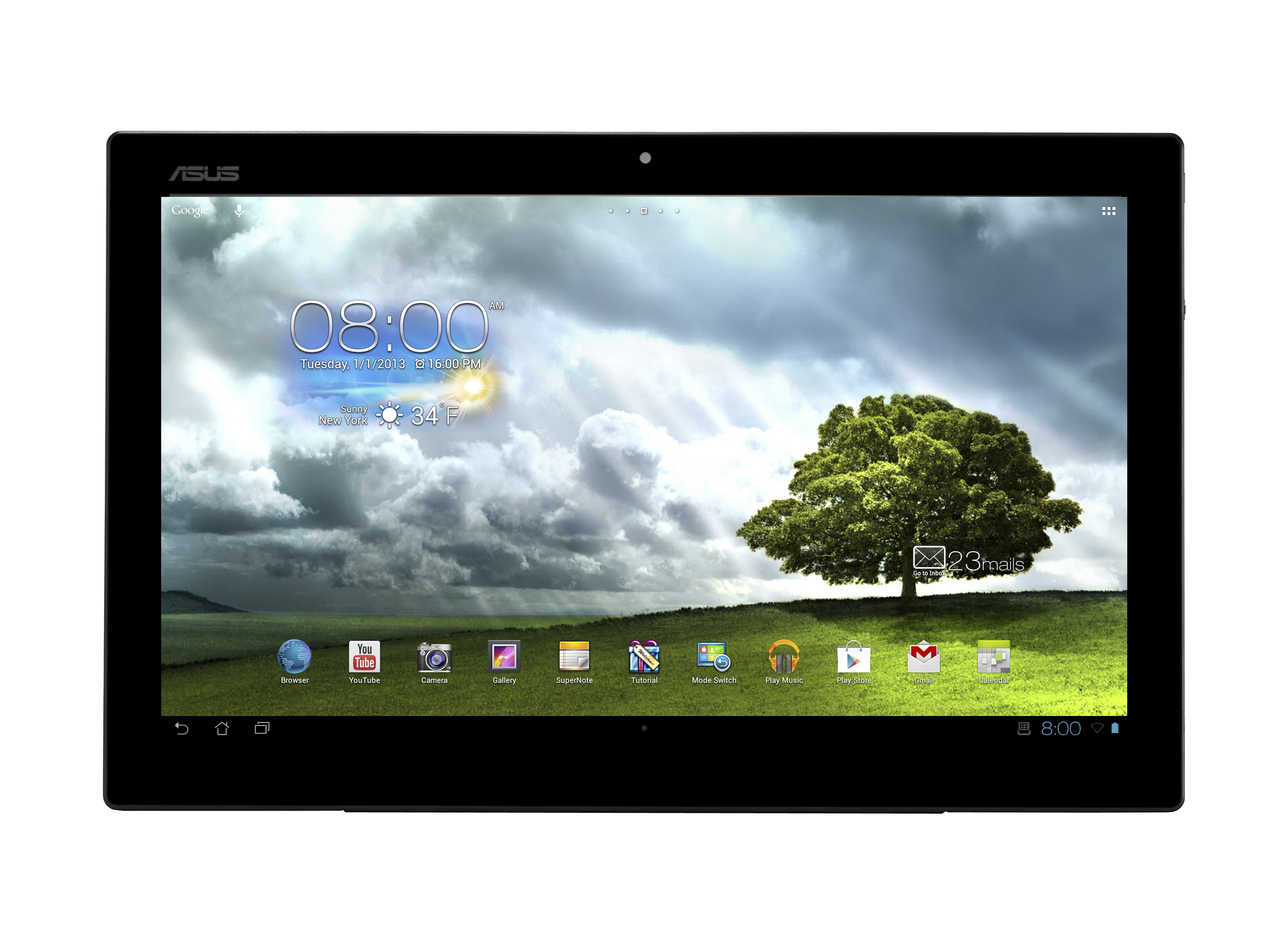 ASUS Transformer AiO tablet png