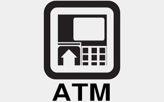 atm, cash machine icon