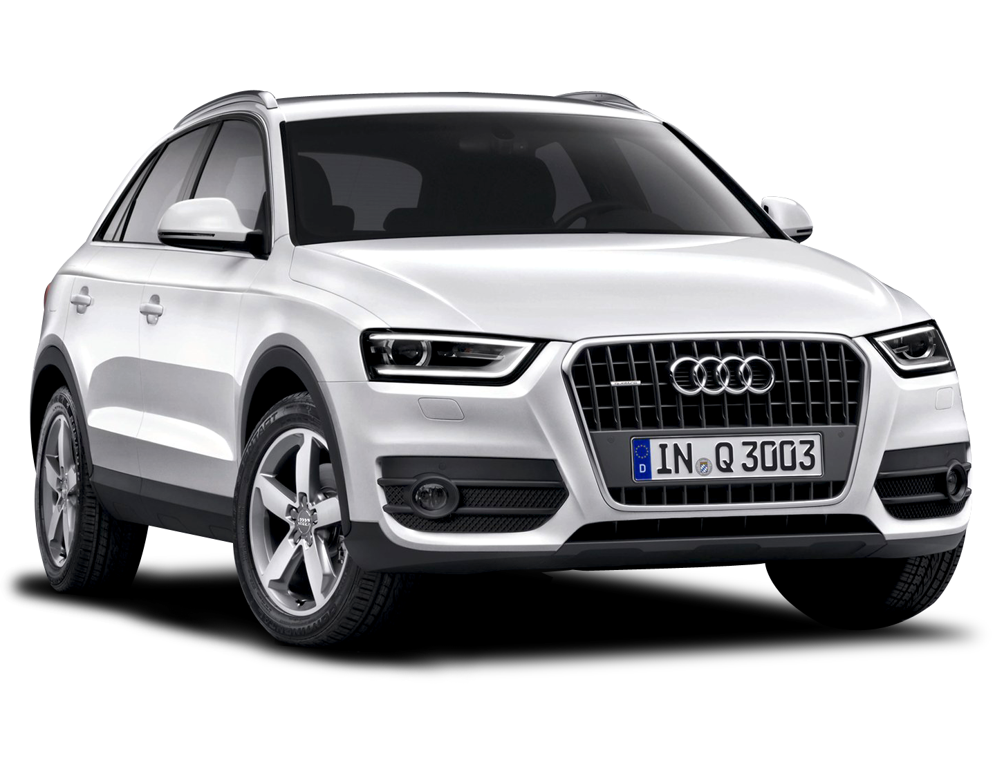 Audi Jeep Q3 Car Png image #39057