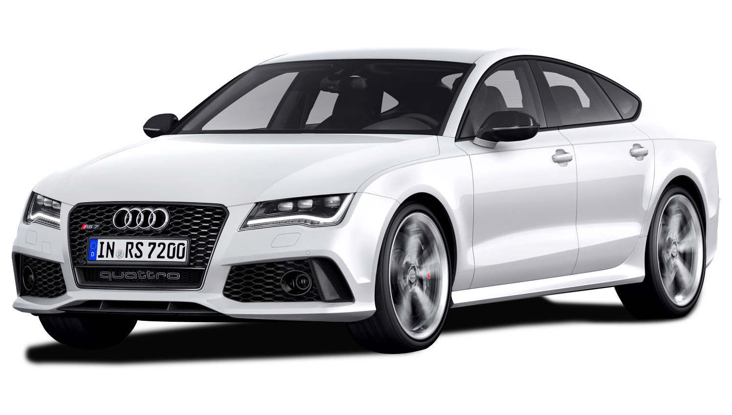 Audi RS7 PNG Image Pictures image #45298
