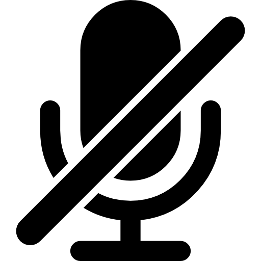 Audio, Mute Off, Sound Off Icon image #40966