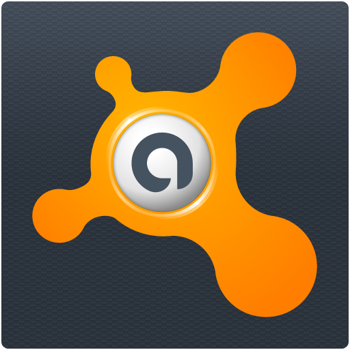 Icon Avast Vector image #24125