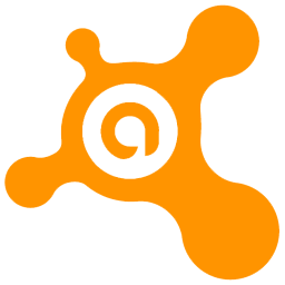 Avast Orange Icon image #24128